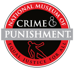 Museum of Crime and Punishment logo