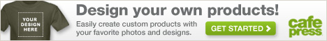 Design your own products at CafePress.com!