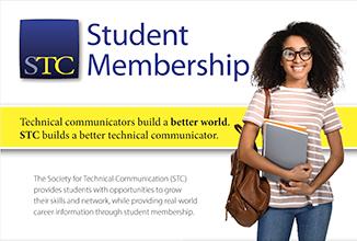 Cover of 2020 female flyer for student membership