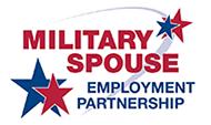 Logo for military spouse employment program
